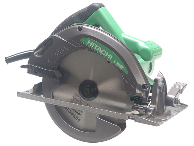Hitachi C7SB2 Circular Saw 185mm 1670W 110V HITC7SB2L