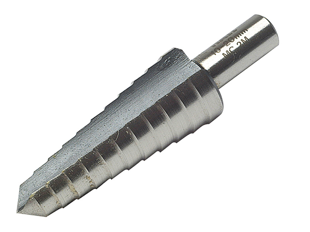Halls MC 1M High Speed Steel Step Drill 4-12mm HLLMC1M