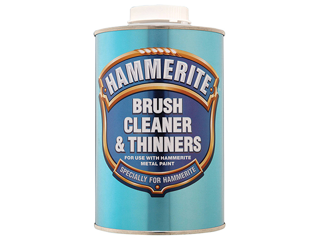 Hammerite Thinner & Brush Cleaner 1 Litre HMMTBL1L