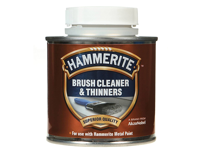 Hammerite Thinner & Brush Cleaner 250ml HMMTBL250
