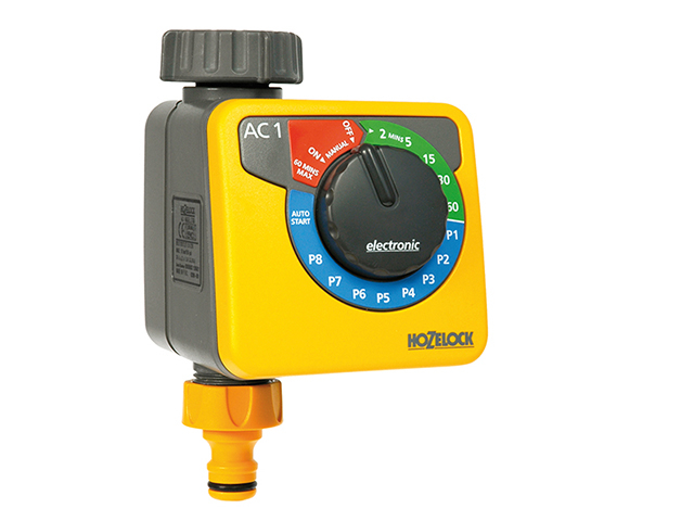 Hozelock 2705 Aqua Control Simple Water Timer AC 1 HOZ2705