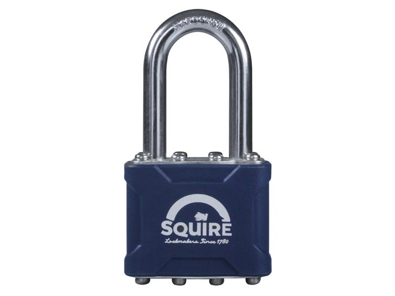 Henry Squire 35 1.5 Stronglock Padlock 38mm Long Shackle HSQ3515
