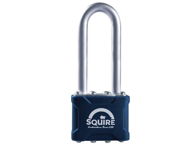 Henry Squire 35 2.5 Stronglock Padlock 38 x 63mm Long Shackle HSQ35212
