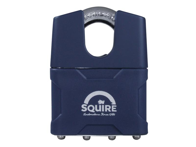 Henry Squire 39CS Stronglock Padlock Shed/Garage Lock 51mm Close Shackle HSQ39CS