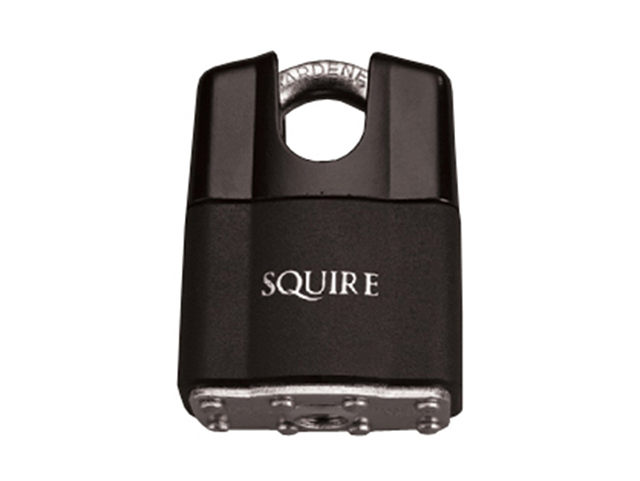 Henry Squire 39CS/KA Stronglock Padlock 51mm Closed Shackle Keyed Alike HSQ39CSKA
