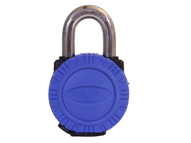 Henry Squire ATL5S Marine Padlock Stainless Steel 50mm HSQATL5S