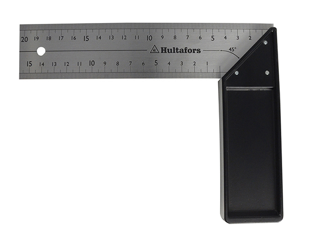 Hultafors Professional Try Square 200mm (8in) HULV20P