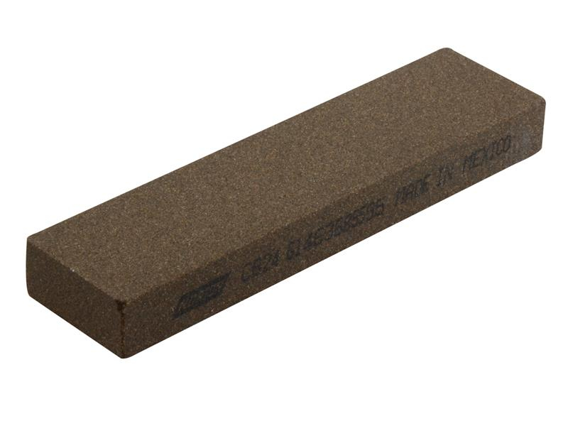 India CB24 Bench Stone 100 x 25 x 12mm - Coarse INDCB24