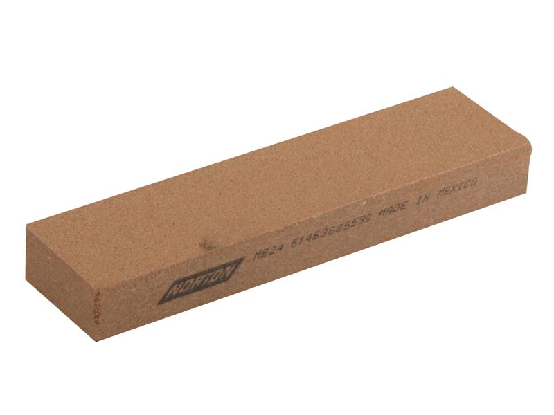 India MB24 Bench Stone 100 x 25 x 12mm - Medium INDMB24