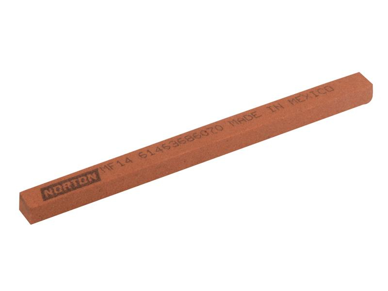 India MF14 Square File 100 x 6mm - Medium INDMF14