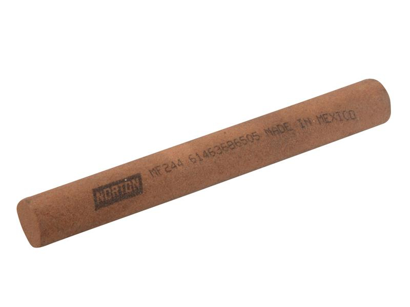 India MF244 Round File 100 x 12mm - Medium INDMF244