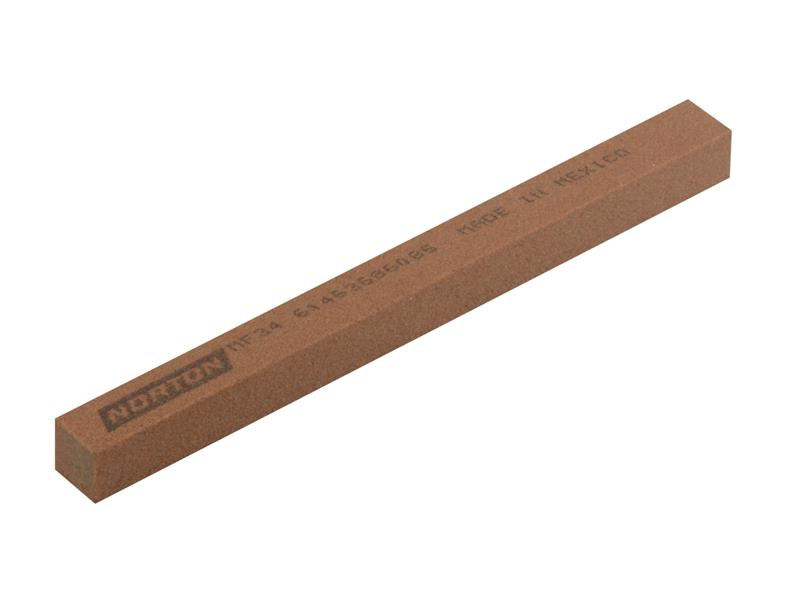 India MF34 Square File 100 x 10mm - Medium INDMF34