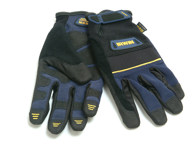 IRWIN® General Purpose Construction Gloves - Extra Large IRW10503823