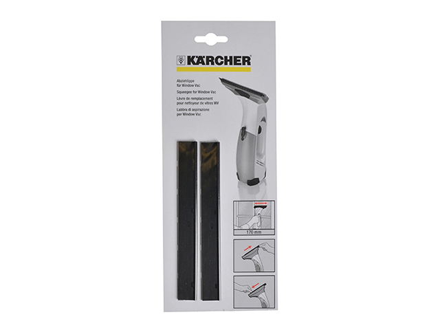 Karcher Blade 170mm for Window Vac (2) KAR26331040