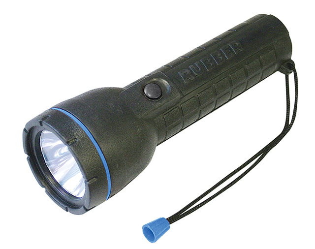 Lighthouse Krypton Rubber Torch 2xD L/HR2D