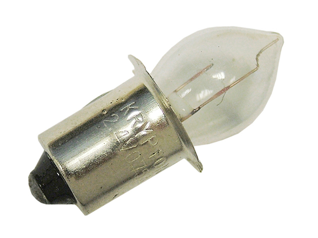 Lighthouse Krypton Bulbs (2) 2.4v Push (R2AA & R2D) L/HR2DB