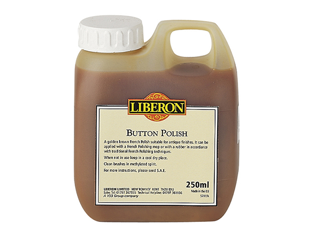 Liberon Button Polish 250ml LIBBUP250