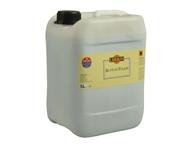 Liberon Button Polish 5 Litre LIBBUP5L