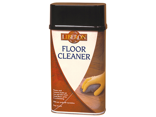 Liberon Wood Floor Cleaner 1 Litre LIBFCW1L