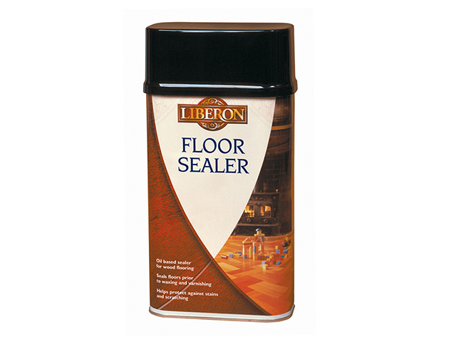 Liberon Wood Floor Sealer 1 Litre LIBFSW1L