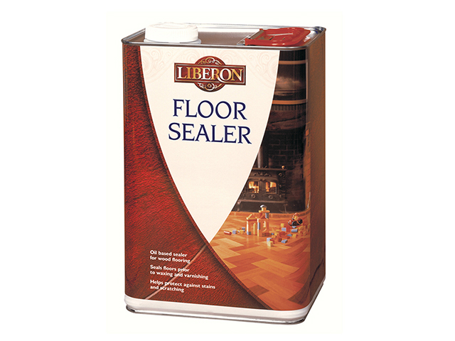 Liberon Wood Floor Sealer 5 Litre LIBFSW5L
