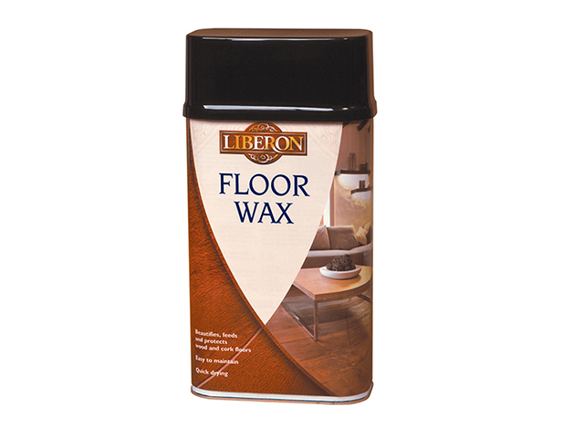Liberon Wood Floor Wax Clear 1 Litre LIBFWW1L