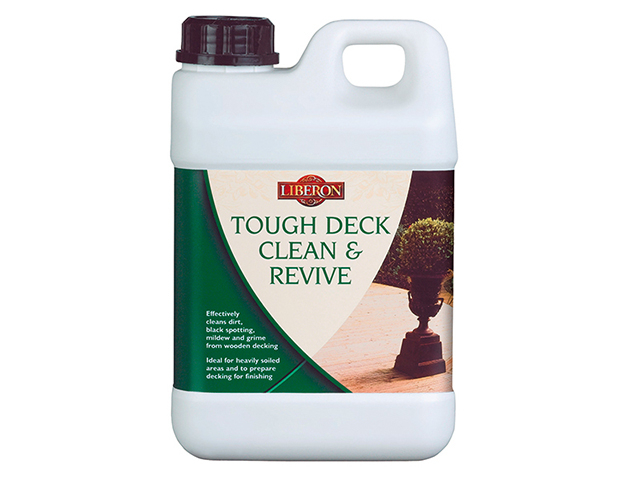 Liberon Decking Cleaner 2 Litre LIBGDC2L