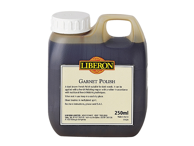 Liberon Garnet Polish 250ml LIBGP250