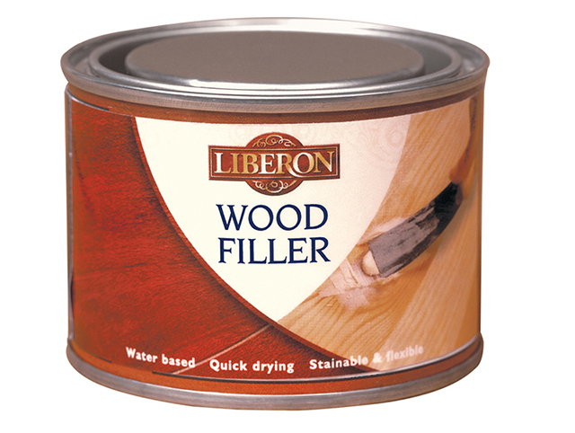 Liberon Wood Filler Antique Pine 125ml LIBWFAP125