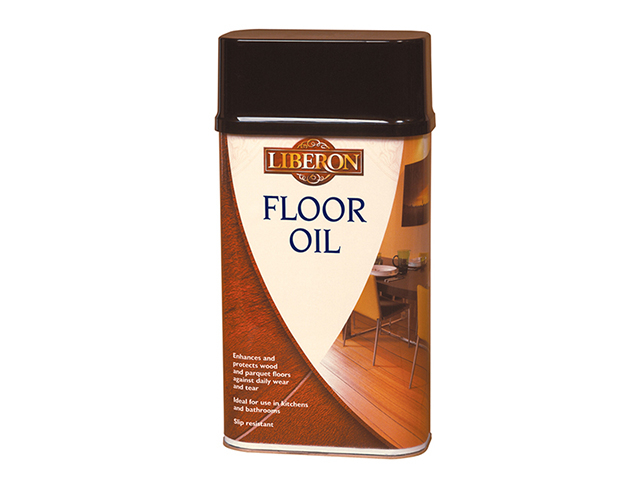 Liberon Wood Floor Oil 1 Litre LIBWFO1L