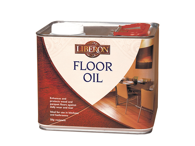 Liberon Wood Floor Oil 2.5 Litre LIBWFO25L