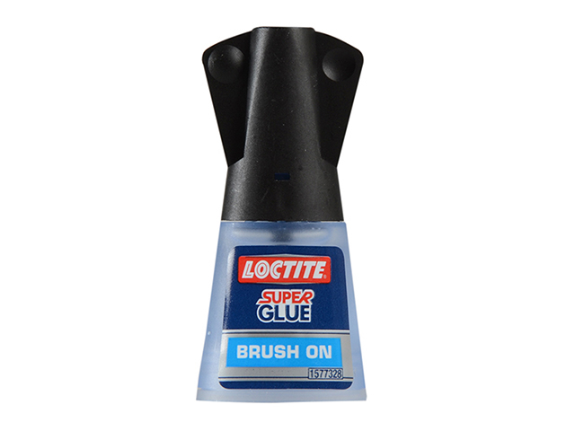 Loctite Super Glue Easy Brush Water Resistant 5g LOCEB