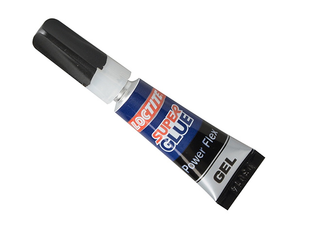 Loctite Powerflex Super Glue Gel Tube 3g LOCPFG3T