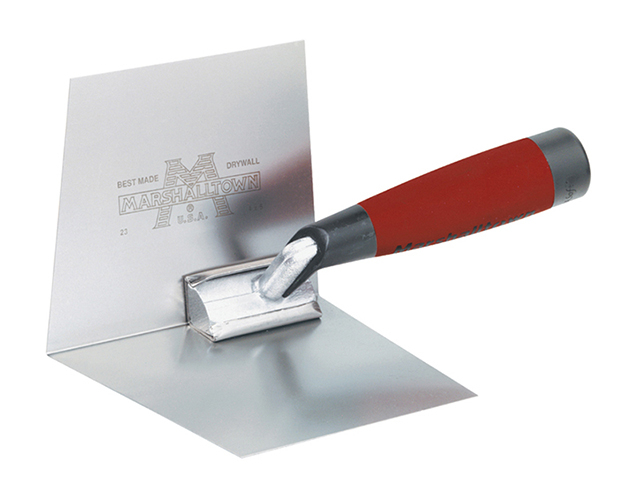 Marshalltown M23D Internal Dry Wall Corner Trowel DuraSoft® Handle M/T23D
