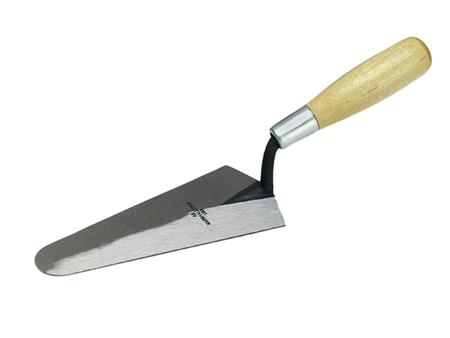 Marshalltown M48 Gauging Trowel Wooden Handle 7in M/T48