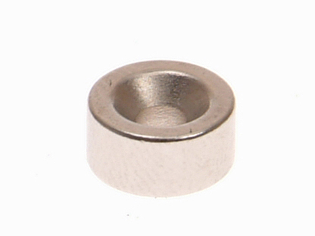 E-Magnets 301a Countersunk Magnets (2) 10mm Polarity: North MAG301A