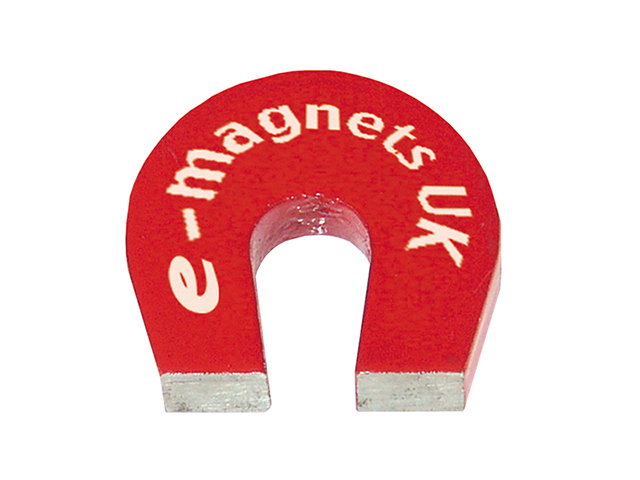 E-Magnets 802 Horseshoe Magnet 25mm MAG802
