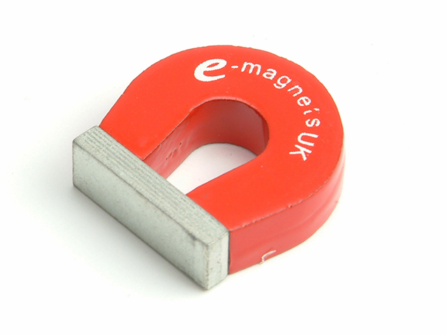 E-Magnets 803 Horseshoe Magnet 27mm MAG803