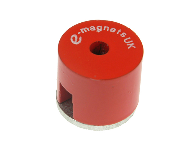 E-Magnets 823 Button Magnet 25.4mm MAG823
