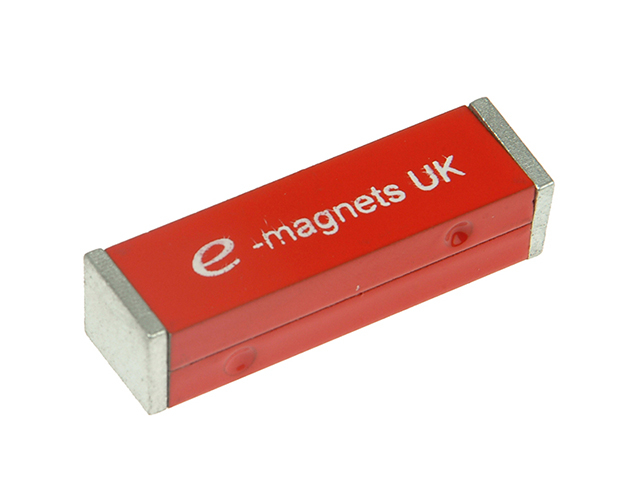 E-Magnets 845 Bar Magnet 40mm x 12.5mm x 5mm MAG845
