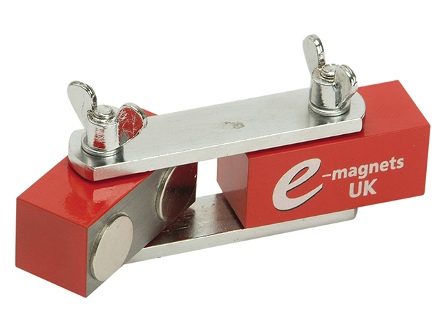 E-Magnets 920 Weld Clamp Magnet 128 x 25 x 57mm MAG920