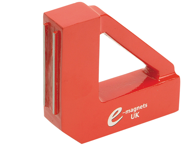 E-Magnets 971 Weld Clamp Magnet Heavy-Duty 90° MAG971