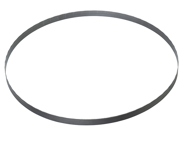 Milwaukee Power Tools Compact Bandsaw Blade 24tpi 900mm Length Pack of 3 MIL48390539