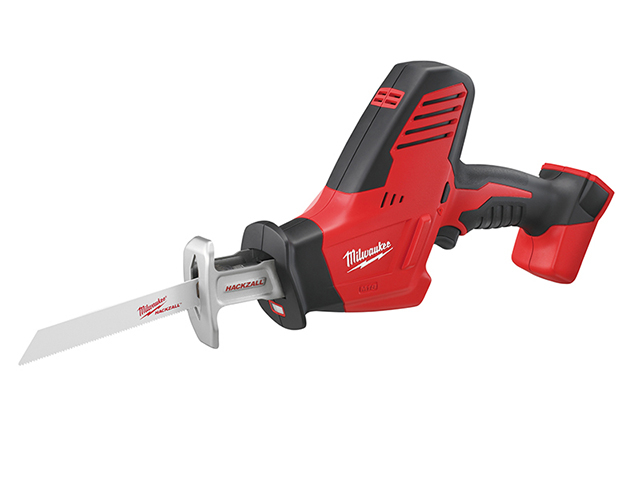 Milwaukee Power Tools C18 HZ-0 Compact Cordless Hackzall® 18V Bare Unit MILC18HZ0