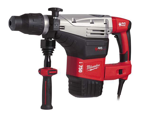 Milwaukee Power Tools Kango 750S SDS Max Combination Breaking Hammer 1500W 110V MILKAN750SL