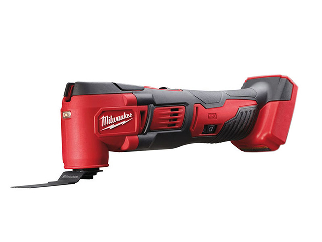 Milwaukee Power Tools M18 BMT-0 Multi-Tool 18V Bare Unit MILM18BMT0
