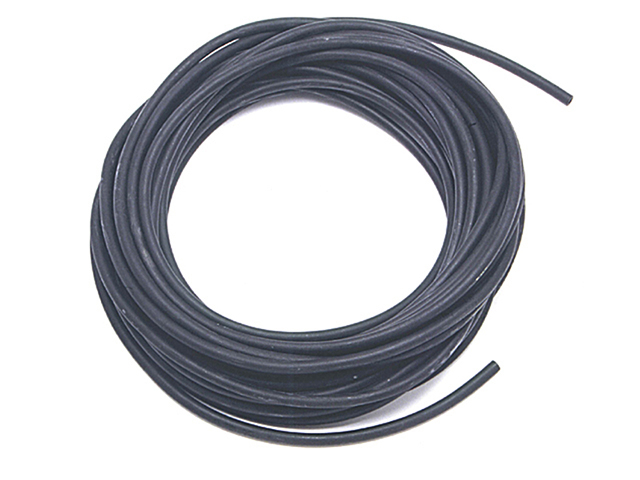 Monument 1445F Black Rubber Hose - 1 Metre MON1445