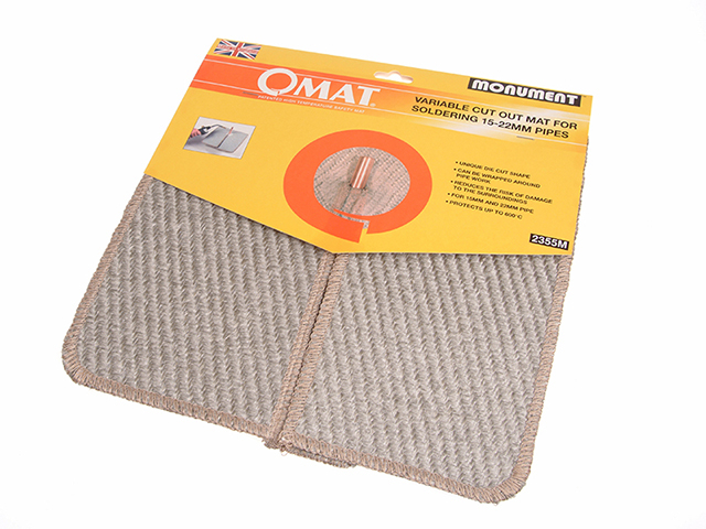 Monument 2361F OMAT® Soldering Matt 250mm (10in) MON2361