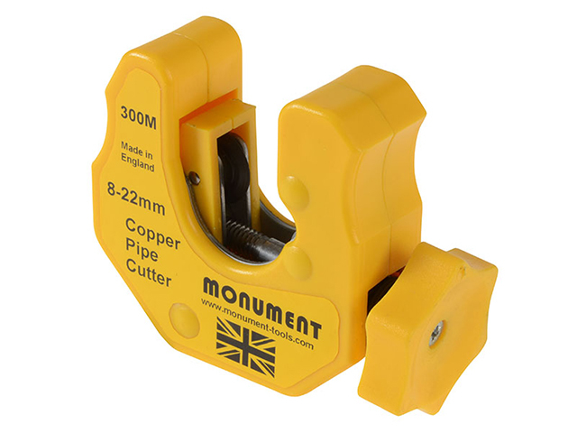 Monument 300M Semi-Automatic Pipe Cutter 8-22mm Capacity MON300