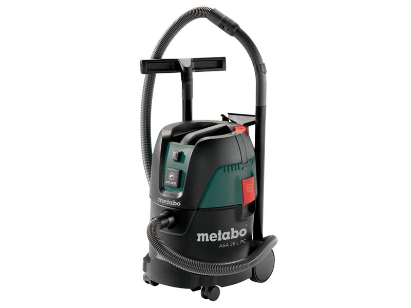 Metabo ASA 25L PC All Purpose Vacuum Cleaner 1250W 240V MPTASA25